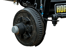 Running Gear Brakes Feature for C H C F E Models